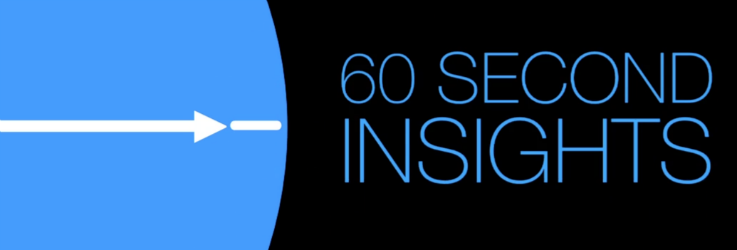 60 Second Insights